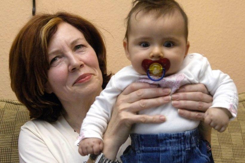 Kaheksakordne vanaema sünnitas nelikud