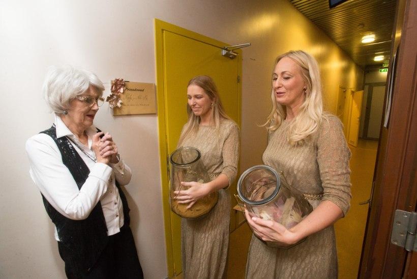 GALERII   Heidy Tamme tähistas oma juubelit meeliülendava kontserdiga