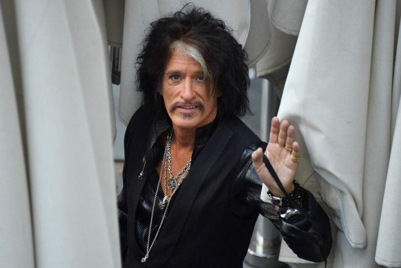 Aerosmithi muusik varises kontserdi järel kokku