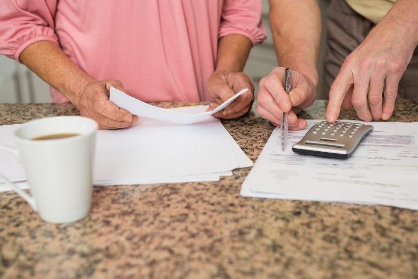 """VÕLAORJUSES ÄGAV PENSIONÄR: """"Anna, jumal, mulle jõudu, et jõuaksin võlad ära maksta!"""""""