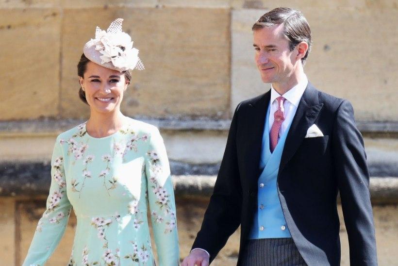 Pippa Middletoni pisipoeg sai uhke nime