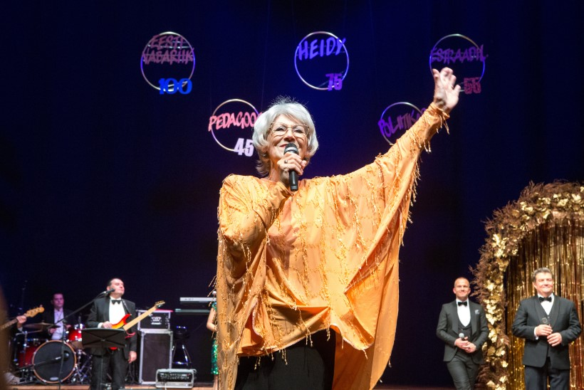 """Heidy Tamme: """"Minu lava on minu altar, minu publik on minu inglikesed ja minu laulud on minu palved!"""""""