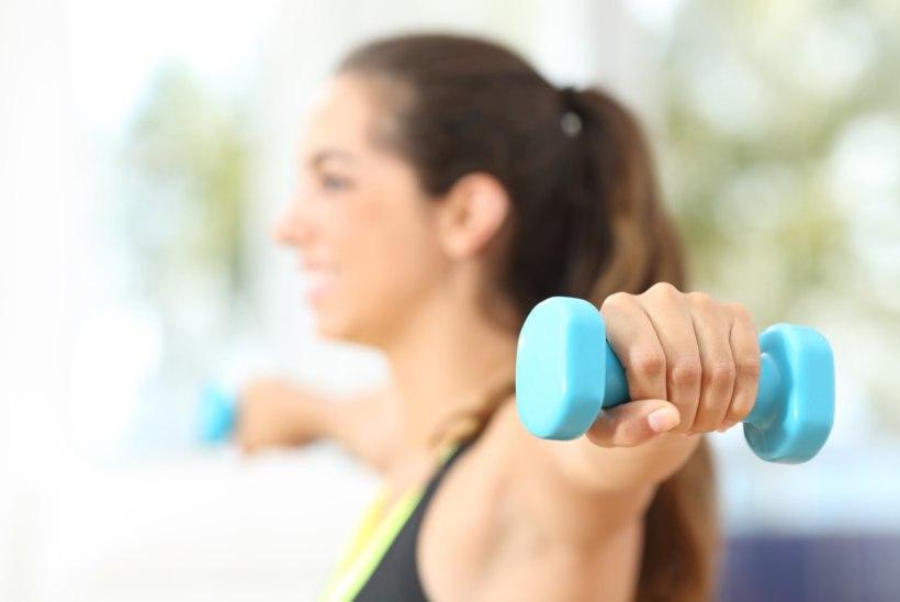 Kümme trenniviga, mis takistavad kaloripõletust