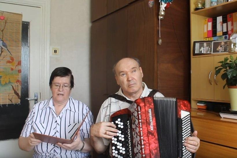 Eesti eakamad juutuuberid: iga inimene peaks leidma sellise asja, mis teda elus hoiaks