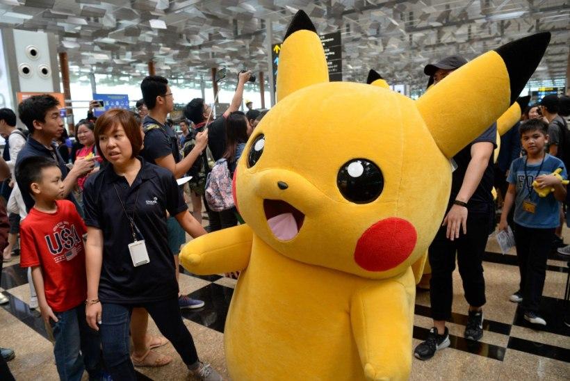 Fännid: uus Pikachu näeb rõve välja!