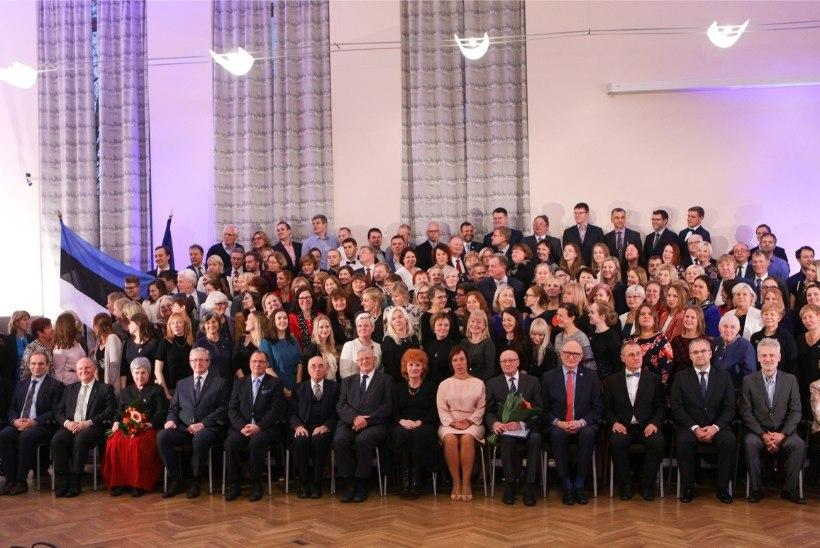 Palju endisi: Haridusministeerium kutsus juubeliks kokku kõik kunagised ministrid