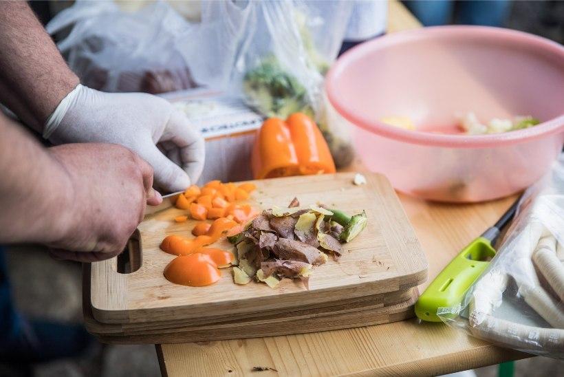"""Saates """"Suud puhtaks"""" oli arutluse all veganlus: kas ka riiklikud terviseorganisatsioonid peaksid rääkima veganluse eelistest?"""