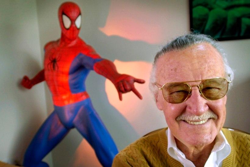 Hüvasti, koomiksigeenius! Põnevaid fakte eile surnud Stan Lee'st