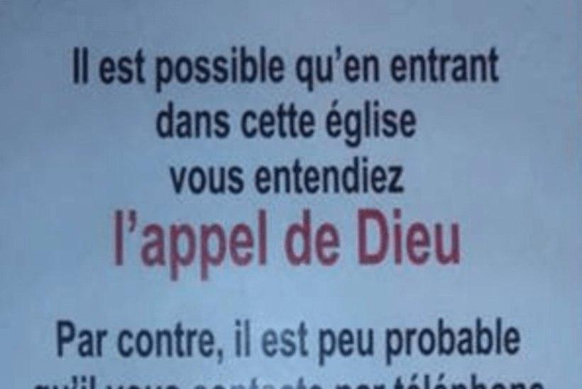 Tekstisõnum Jumalale: kuidas Prantsusmaa kirikud nutisõltlasi korrale kutsuvad?