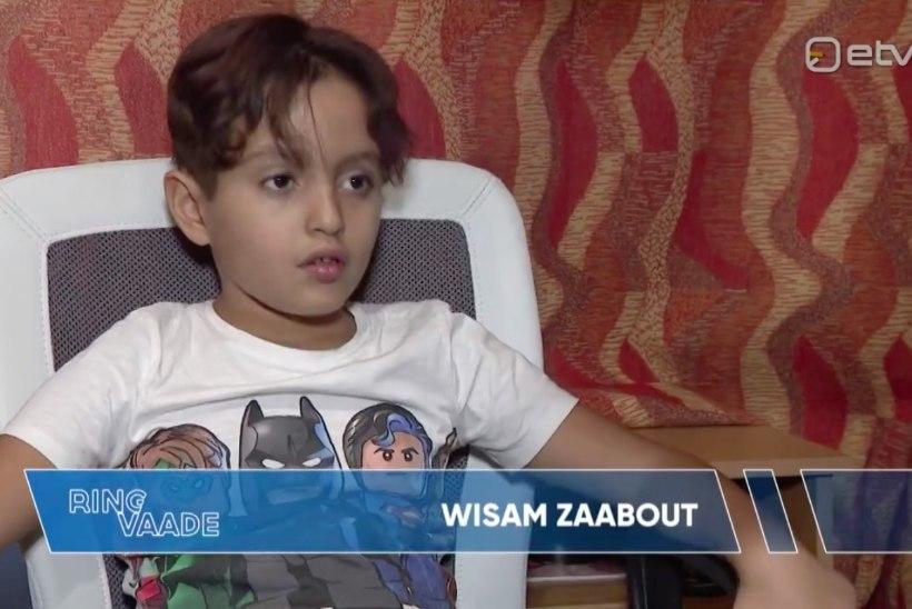 Türil elav Süüria pagulasperekond tunneb end väikelinnas suurepäraselt: perepoeg õpib kohalikus koolis viitele ning räägib heal tasemel eesti keelt