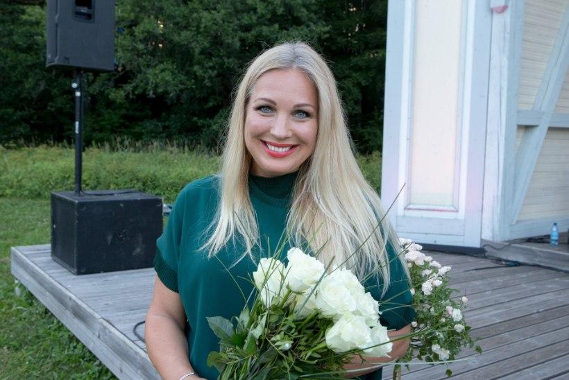 SÜNNIPÄEVAGALERII   Palju õnne, Annely Peebo!