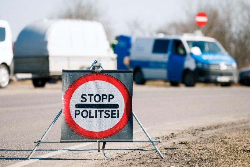 Tartu politseioperatsioon: üks autovarguses kahtlustatav Leedu mees peeti kinni
