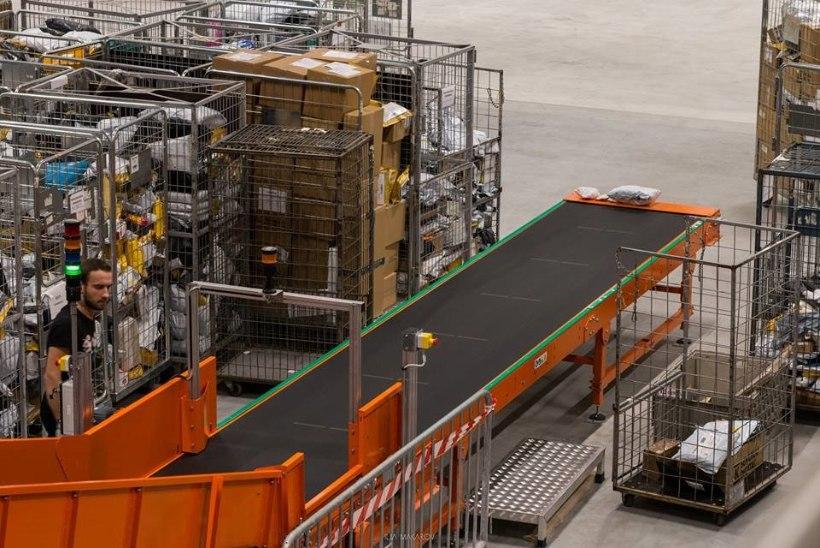 GALERII JA VIDEO | Omniva avas uue pakiärile keskendunud logistikakeskuse