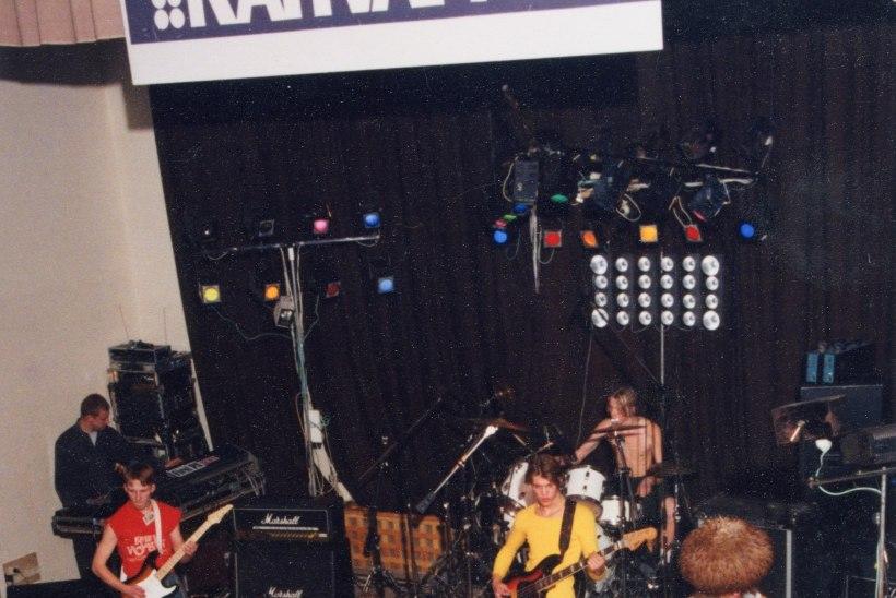 Indrek Vaheoja: kuna Winny Puhh oli nii idiootne nimi, tundus väga hea mõte see bändile nimeks panna