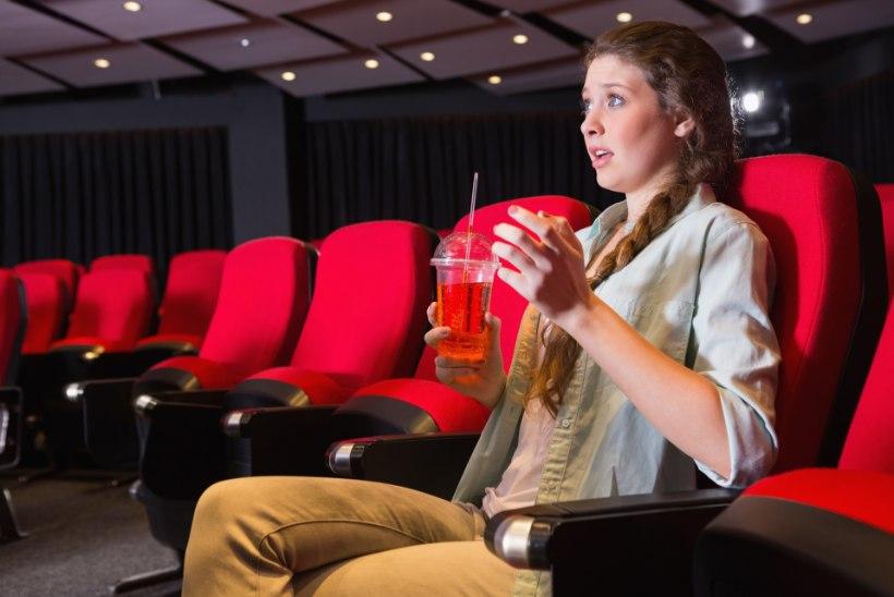 Keemikud: õudusfilmide vanusepiirangud võiks määrata hirmuferomooni järgi