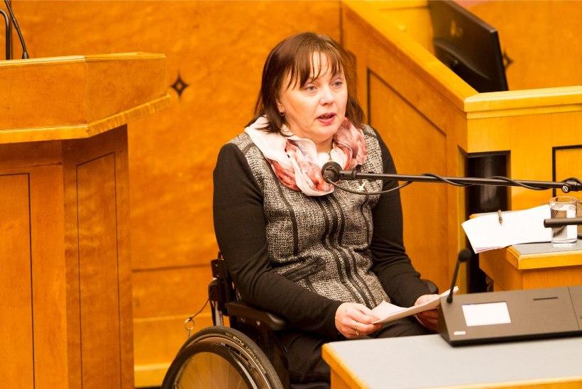 Eesti 200-ga liitus puudega inimeste eestkõneleja Tiia Sihver
