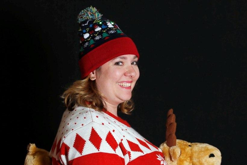 KOLE JA NALJAKAS: koleda kampsuniga jõulupeol populaarseks