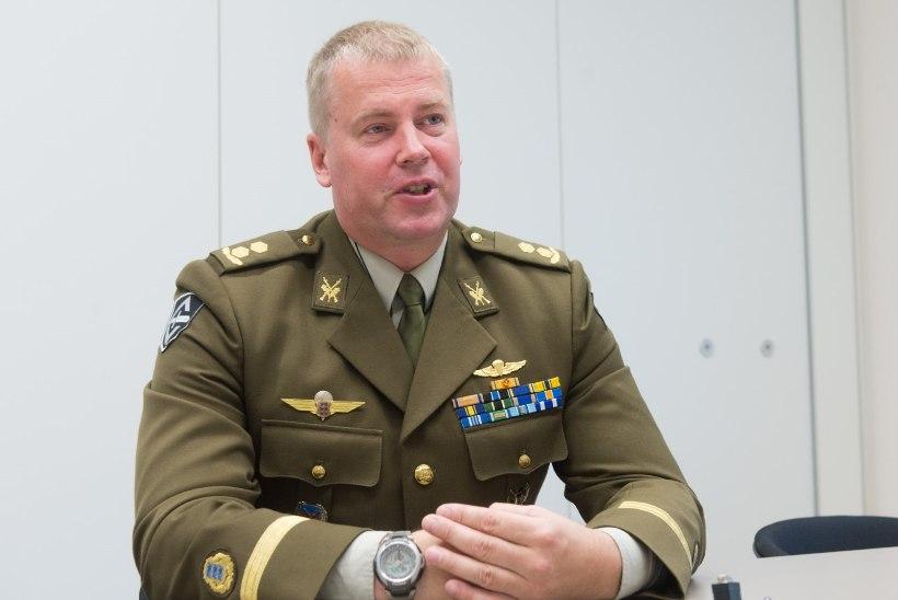 Südikate väljaütlemistega silma paistnud kolonel Ühtegi sai aasta ohvitseri tiitli