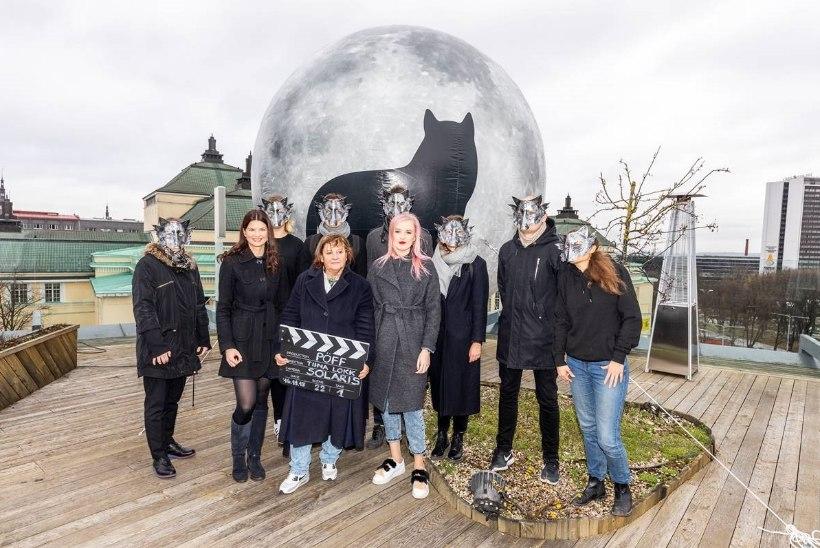 LÄKS LAHTI! Tiina Lokk avas Pimedate Ööde filmifestivali