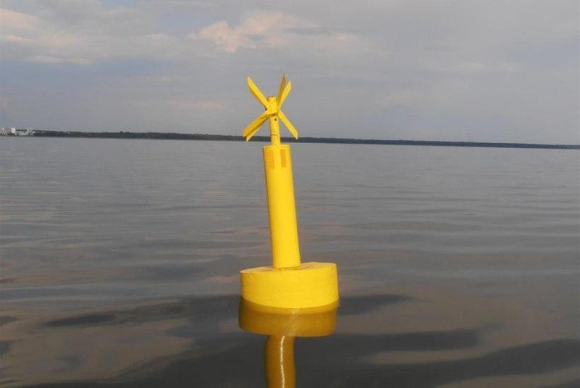 Veeteede Amet võtab merealadelt välja 395 hooajalist ujuvmärki