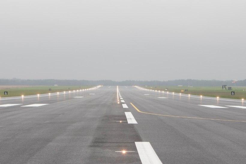Kärdla ilm on lennukitele ebasoodne