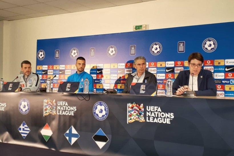 ÕL ATEENAS | Värske Kreeka koondise peatreener keskendub Eesti asemel enda meestele: üritan neid alles tundma õppida