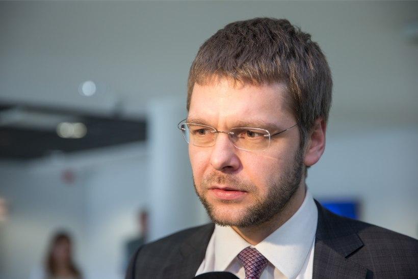 Ossinovski: sotsid koos Isamaaga valitsusse ei jää