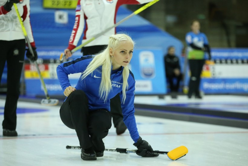 Curlingunaiskond jätkas kodust EMi kaotusega