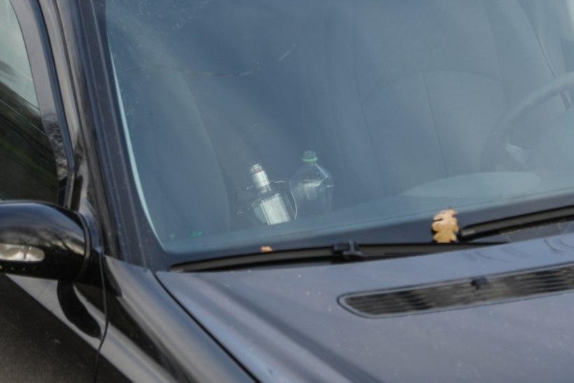 Pätt peksis taksojuhti oma kunagise kodukooli ees