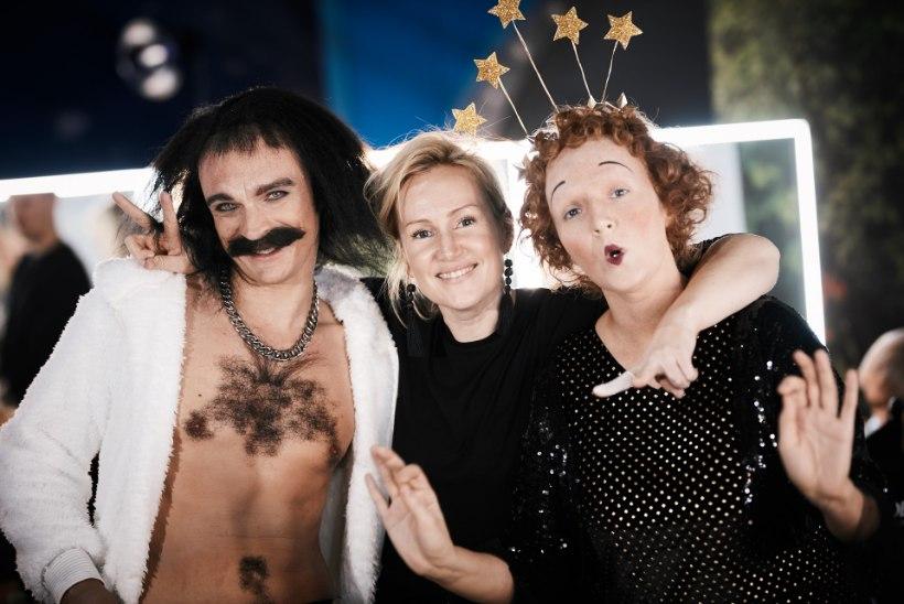 GALERII | Piilu näosaate grimmituppa! Anne Veski, Vello Orumets ja väike Ott ootavad!