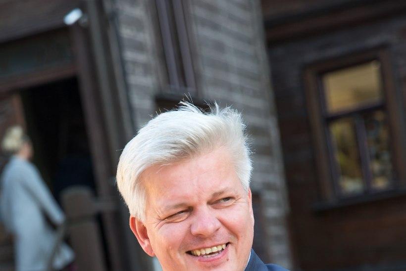 TÕELINE RAHVAPIDU: Läti 100 pidustused tõid tuhanded Riia kesklinna