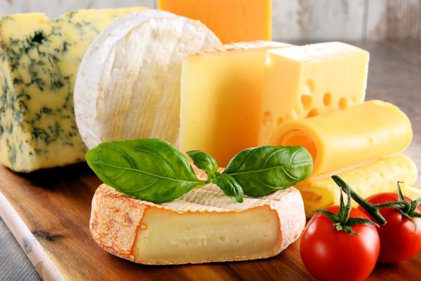 NÄDALAMENÜÜ! Vaata, kuidas juustu menüüsse lisada kaloreid kasvatamata!