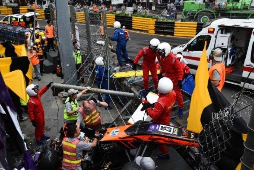 FIA lubas sakslanna õudset vormeliavariid tõsiselt uurida