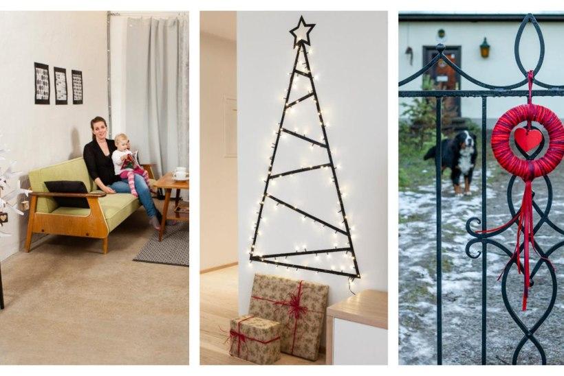 Okasteta kaunistused Eesti kodudes