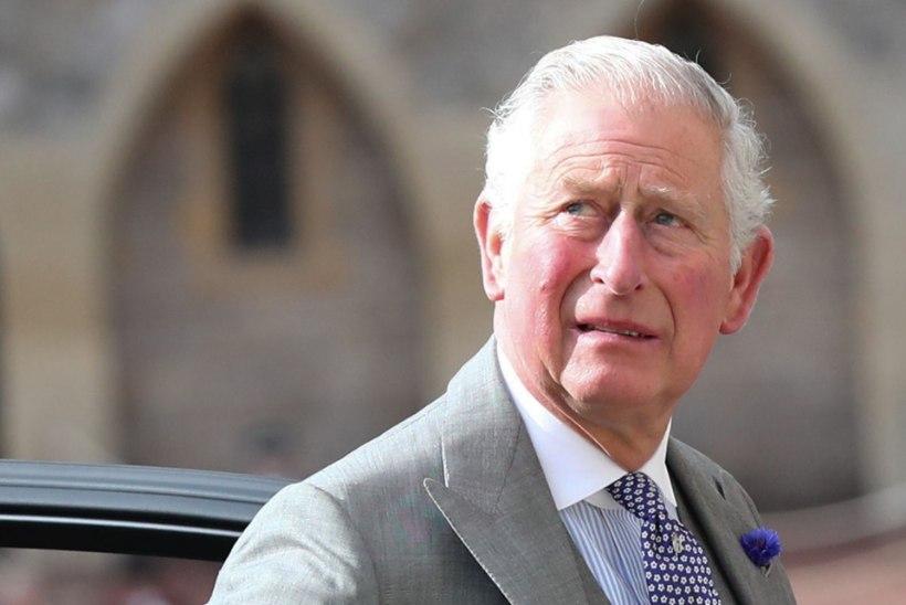 """Prints Charles: """"Ma hoiatasin plastiohu eest juba 40 aastat tagasi."""""""