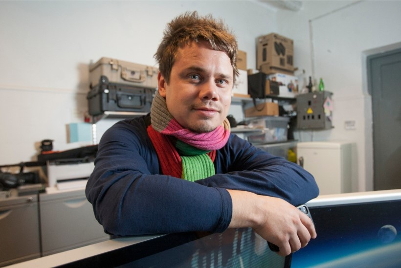 Ken Saan teeb filmi vandeadvokaat Monika Mägist
