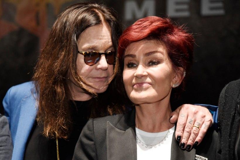 Sharon Osbourne uimastas oma mehe, et ta truudusetust tunnistaks