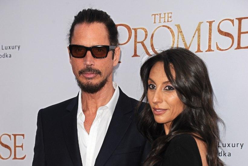 Soundgardeni laulja lesk kaebas tema raviarsti kohtusse