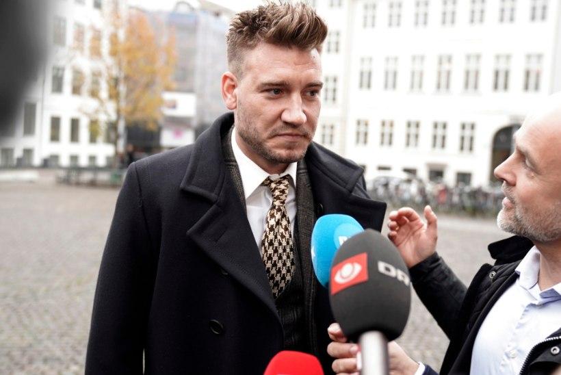 Taksojuhi lõualuu purustanud Bendtner saadetakse trellide taha