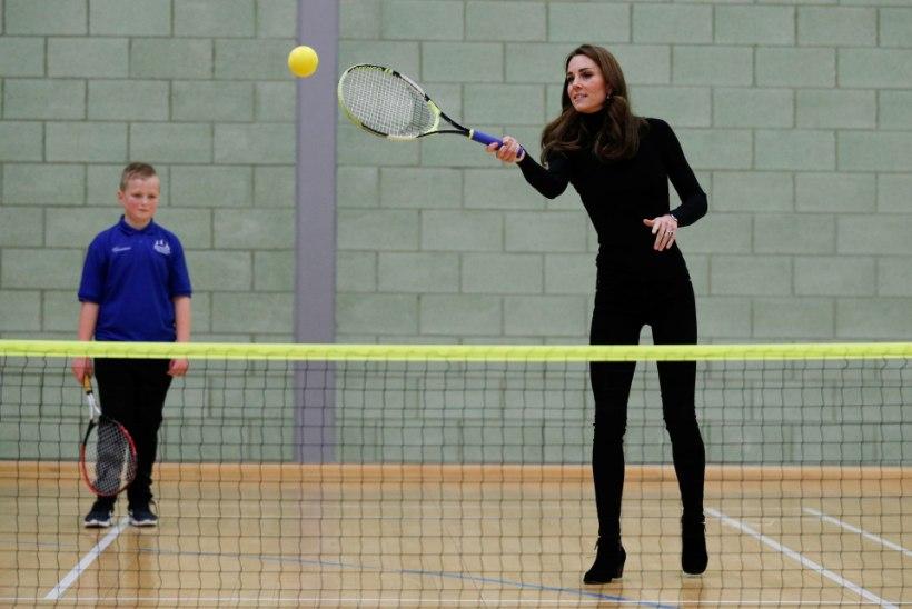 Milline on kolme lapse ema Kate Middletoni imedieet?