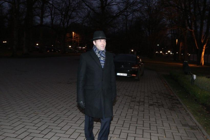 FOTOD | President kutsus Martin Helme valitsuskriisi arutama