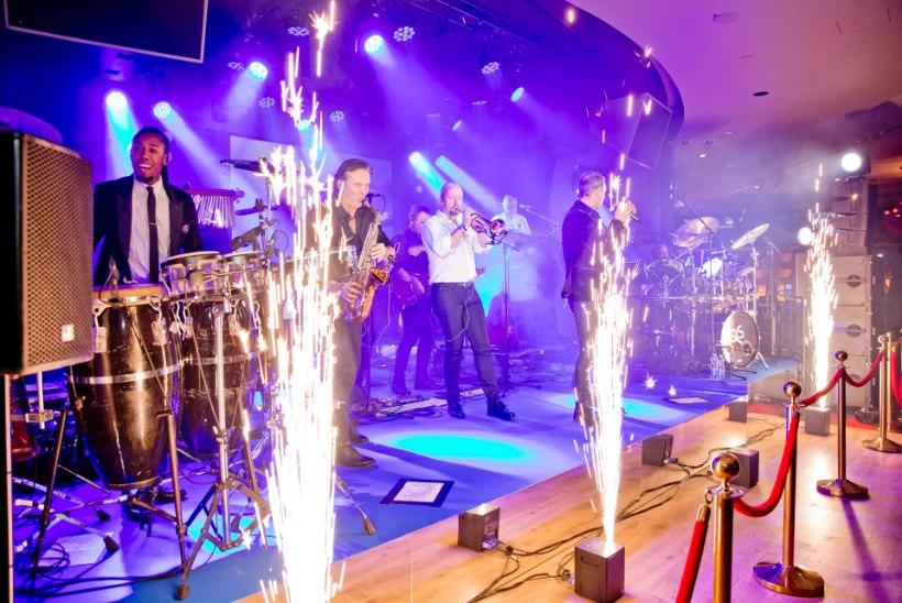 SUUR GLAMUURIGALERII | Olympic Casino 25. sünnipäev oli kohale meelitanud isegi Karud