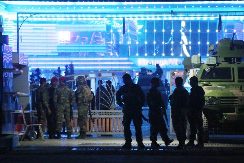 Kabulis toimunud plahvatus tappis 43 inimest