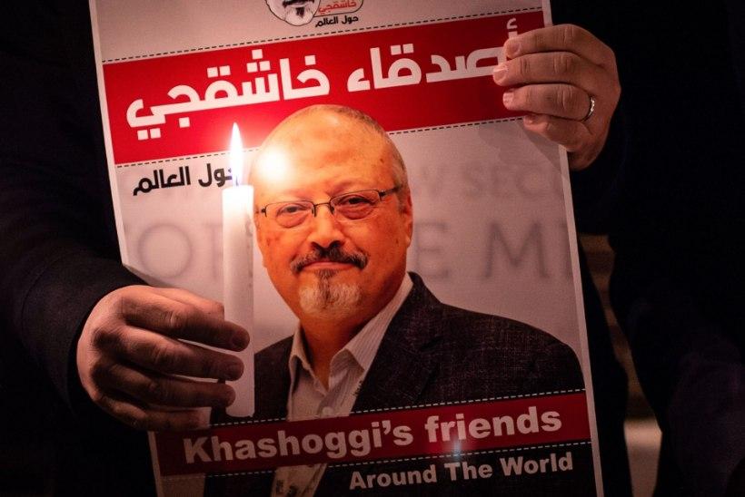 450 MILJARDIT SAUDI RAHA: Trump kinnitab, et USA jääb Saudi Araabia partneriks Khashoggi mõrvast hoolimata