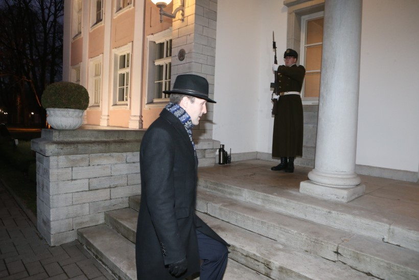 ÕL VIDEO JA FOTOD | Presidendi vaibal käinud opositsioonil puudub ränderaamistiku asjus üksmeel