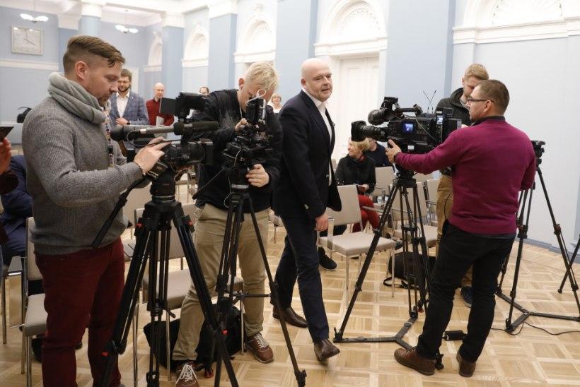 VIDEO ja FOTOD | Andres Anvelt teatas tagasiastumisest ja poliitikast lahkumisest