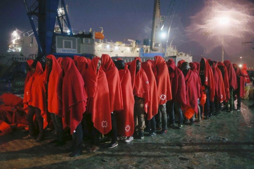 ÜHE ASEMEL KAKS DOKUMENTI: esmalt ÜRO ränderaamistik, seejärel ka põgenikepakt