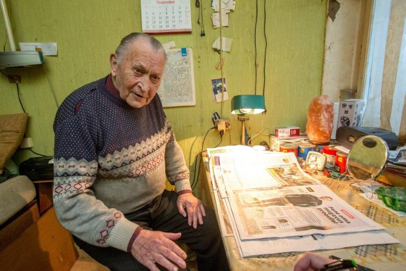 Vanur tahab sauna ehitada, aga Pärnu linn seisab vastu!