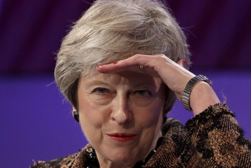BREXIT AJAB TÜLLI: Briti valitsuspartei käärimises on küll palju kära, aga vähe villa
