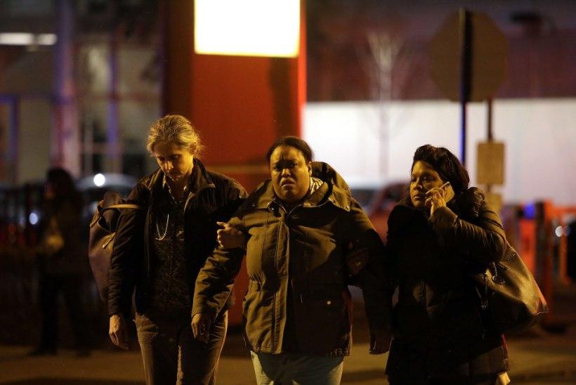 CHICAGO HAIGLATULISTAMINE: hullunud eks tulistas oma endist kihlatut neli korda